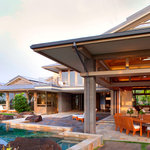 Lanai and Beach House